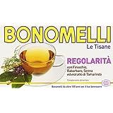 Bonomelli - Tisana Regolarita', Con Finocchio, Rabarbaro, Senna Ed Estratto Di Tamarindo - 32 G