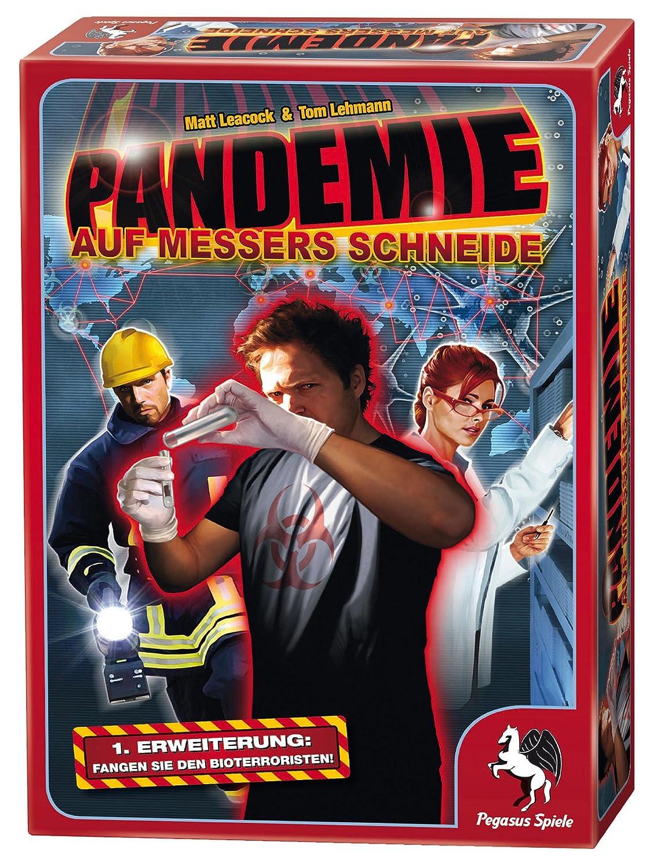 Pegasus Spiele 51326G - Pandemie
