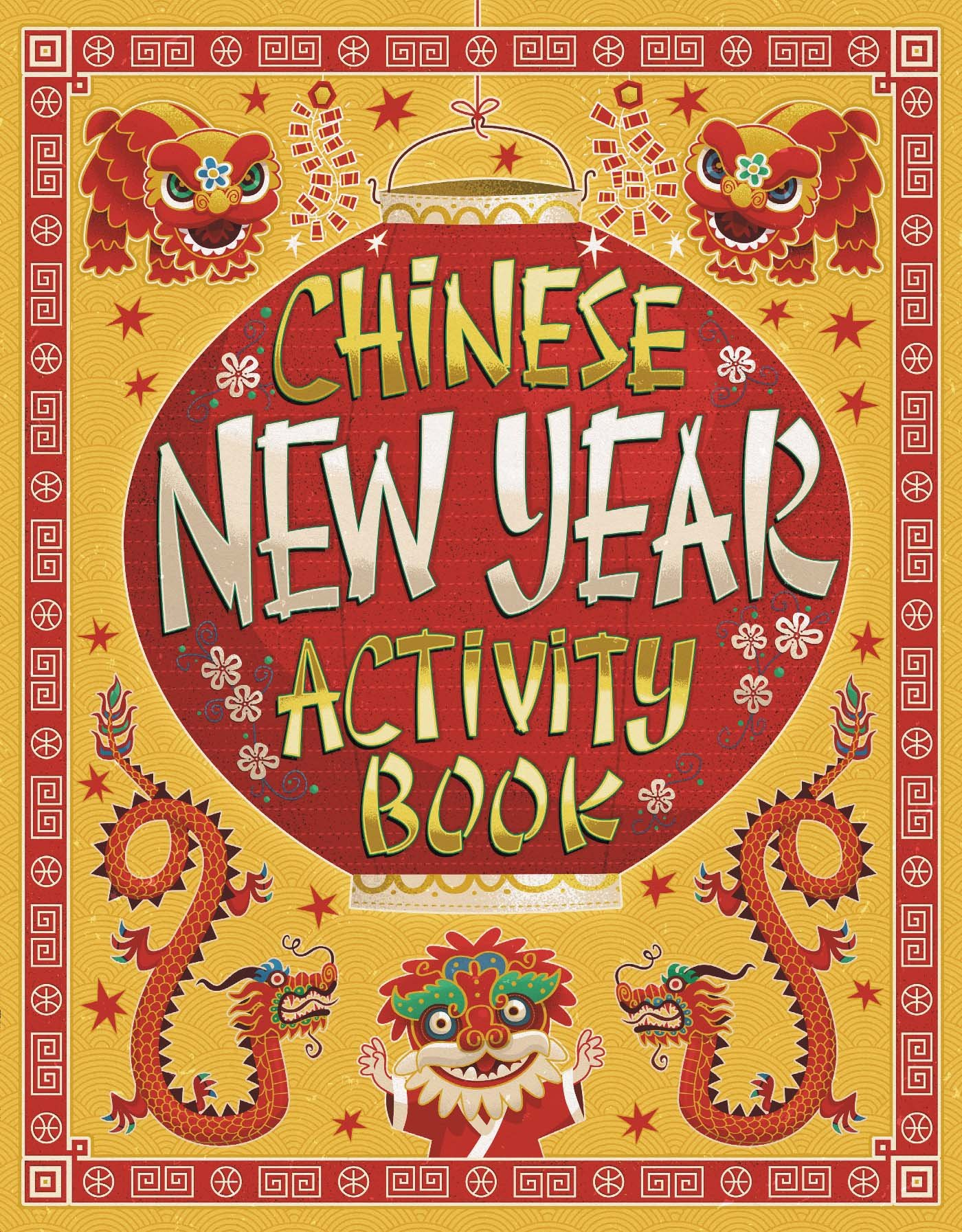 Chinese New Year Activity Book