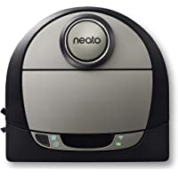 Neato Robotics Botvac D7 Connected App-Controlled Robot Vacuum - Black / Gray