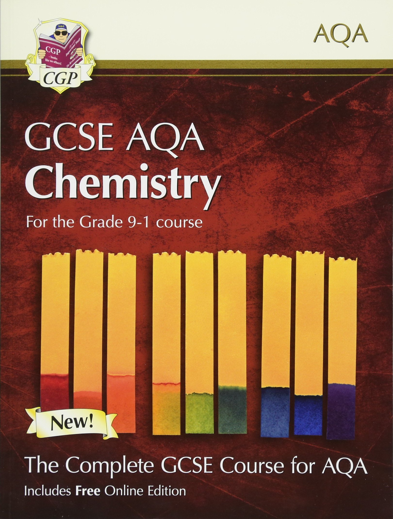 New Grade 9-1 GCSE Chemistry for AQA: Student Book with Online