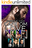 Cafe Om Love: Full Series: Nonshifter Alpha/Omega Mpreg Romance Books 1-7