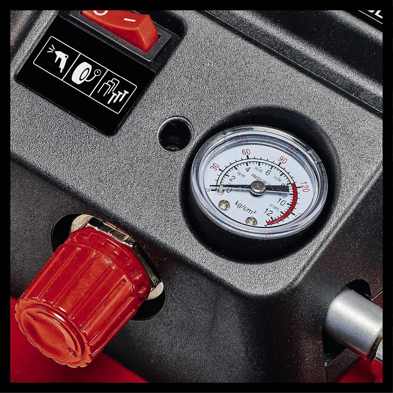 Nero-Rosso /& 2347120 Aspiratore a Batteria Portatile Te-VC Ioni di Litio, 18 V, Batteria da 3,0 Ah e Caricabatterie Rapido Einhell 4512041 Starter Kit Batteria e Caricabatterie Power X-Change