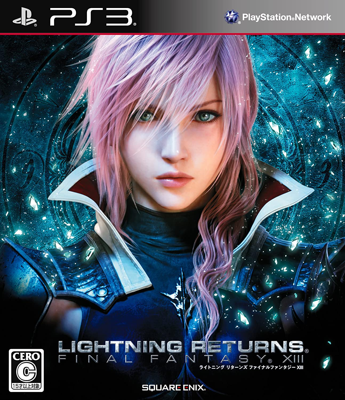 Amazon Com Lightning Returns Final Fantasy Xiii Japan Import Video Games
