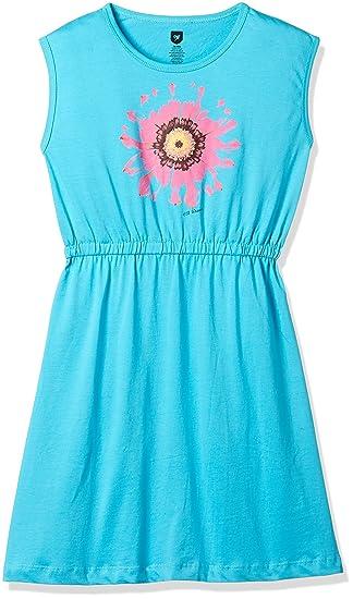 d04d4d63bb57 612 League Girls' Knee Long Dress: Amazon.in: Clothing & Accessories