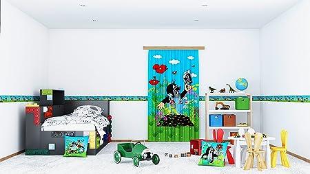 Colorful Carta AG Design Wall Border-Autoadesivo 500 x 10 cm