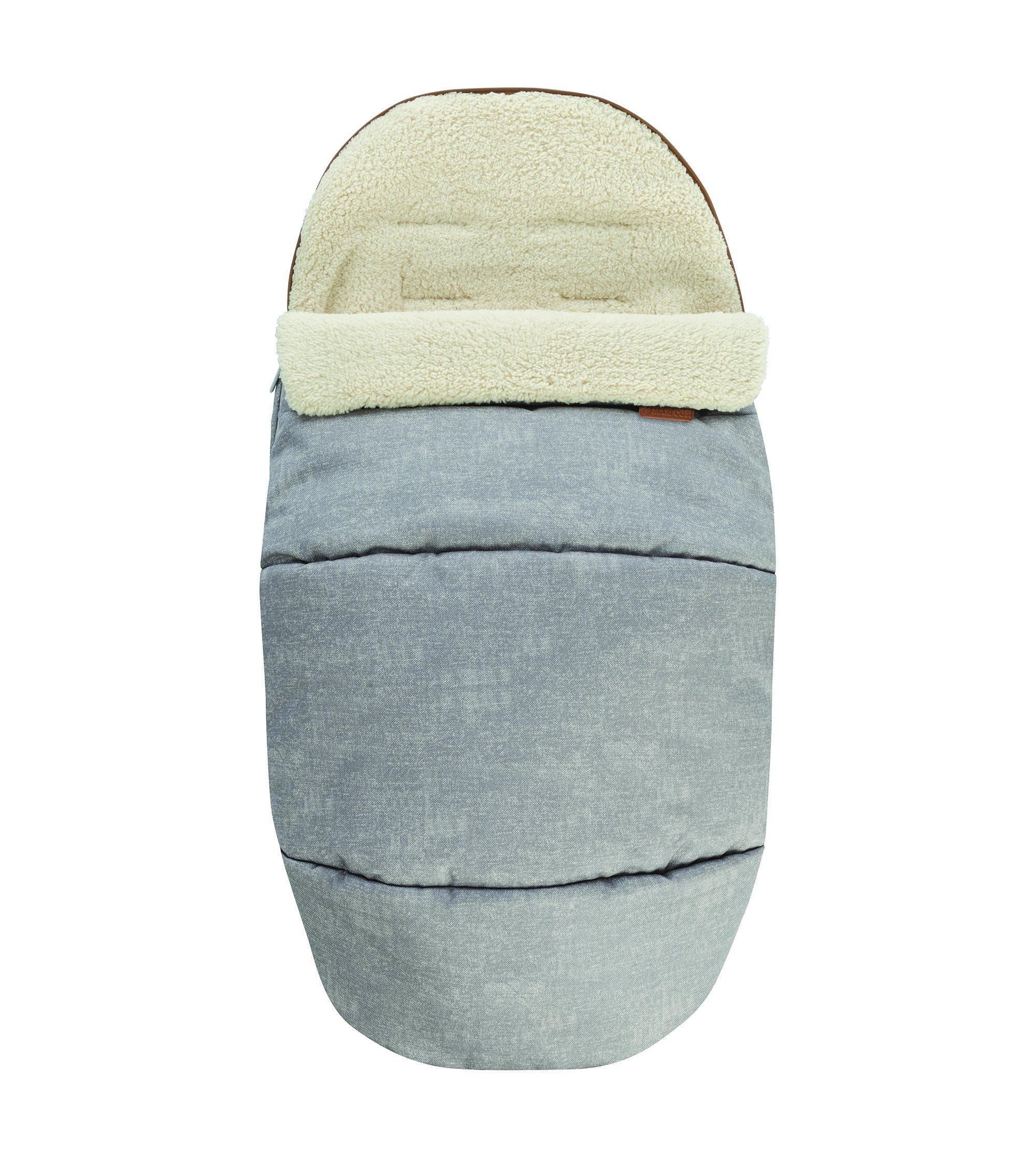 Maxi-COSI 2-in-1 Footmuff, Nomad Grey