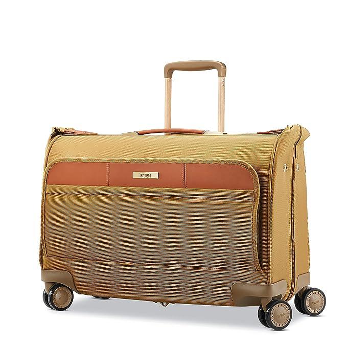 f399463d5d45 Amazon.com: Hartmann Ratio Classic Deluxe 2 Carry On Spinner Garment ...
