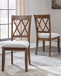 Narvilla Dining UPH Side Chair 2 CN