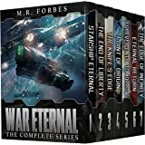 War Eternal: The Complete Series (Books 1-7) (M.R. Forbes Box Sets)