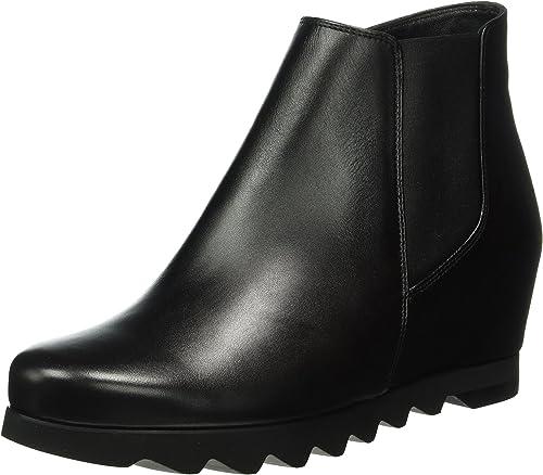 HÖGL 2103420, Bottines Non doublées Femme Noir Noir (100