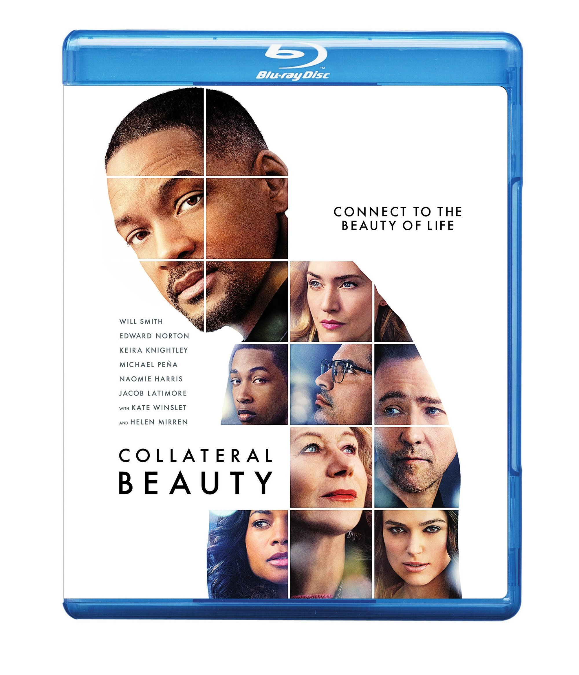 Blu-ray : Collateral Beauty (Ultraviolet Digital Copy, Digitally Mastered in HD, Eco Amaray Case)