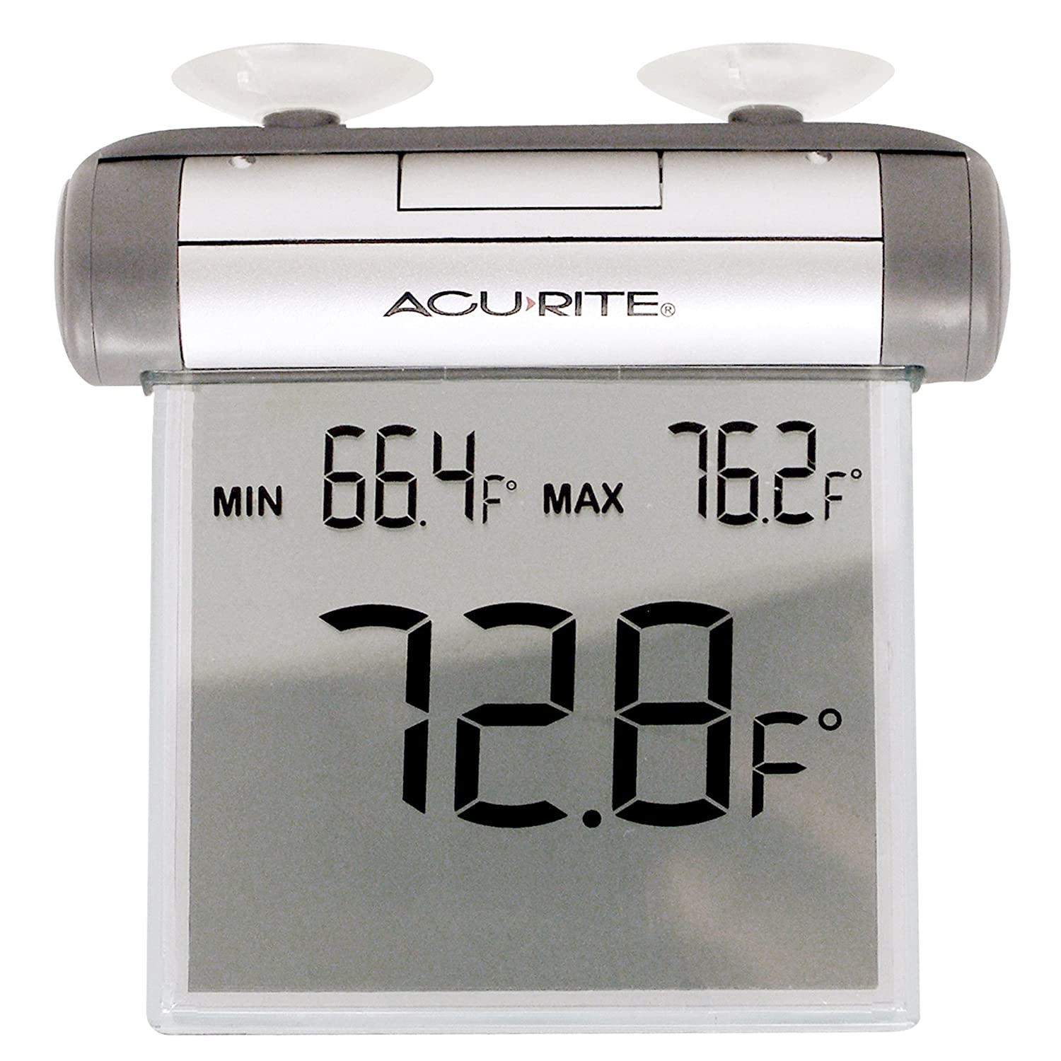 AcuRite 00603A1 Digital Window Thermometer 00603A3