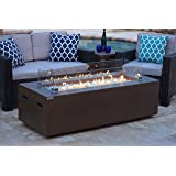 Amazon.com: Real Flame T9650LP Baltic Rectangle Propane