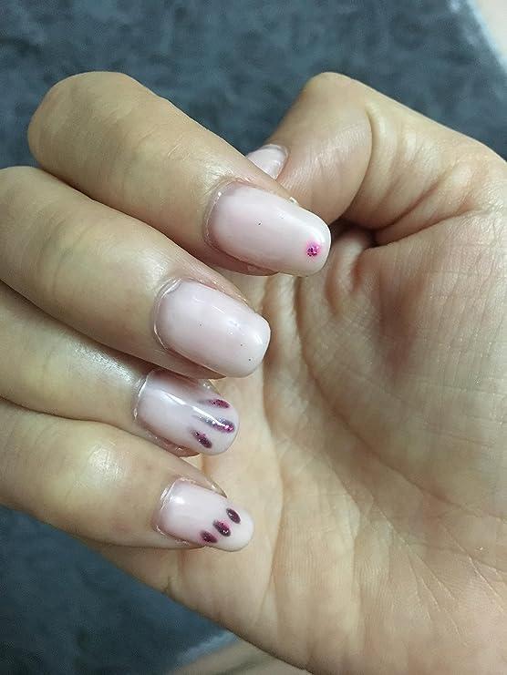 Allenbelle Esmaltes Permanentes Para Uñas Nail Art Soak Off UV LED Esmalte Permanente de gel (Lot 4 pcs 7.3ML/pc) 058: Amazon.es: Belleza