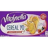 Vitasnella Cereal Yo Frutti Rossi Gr.253