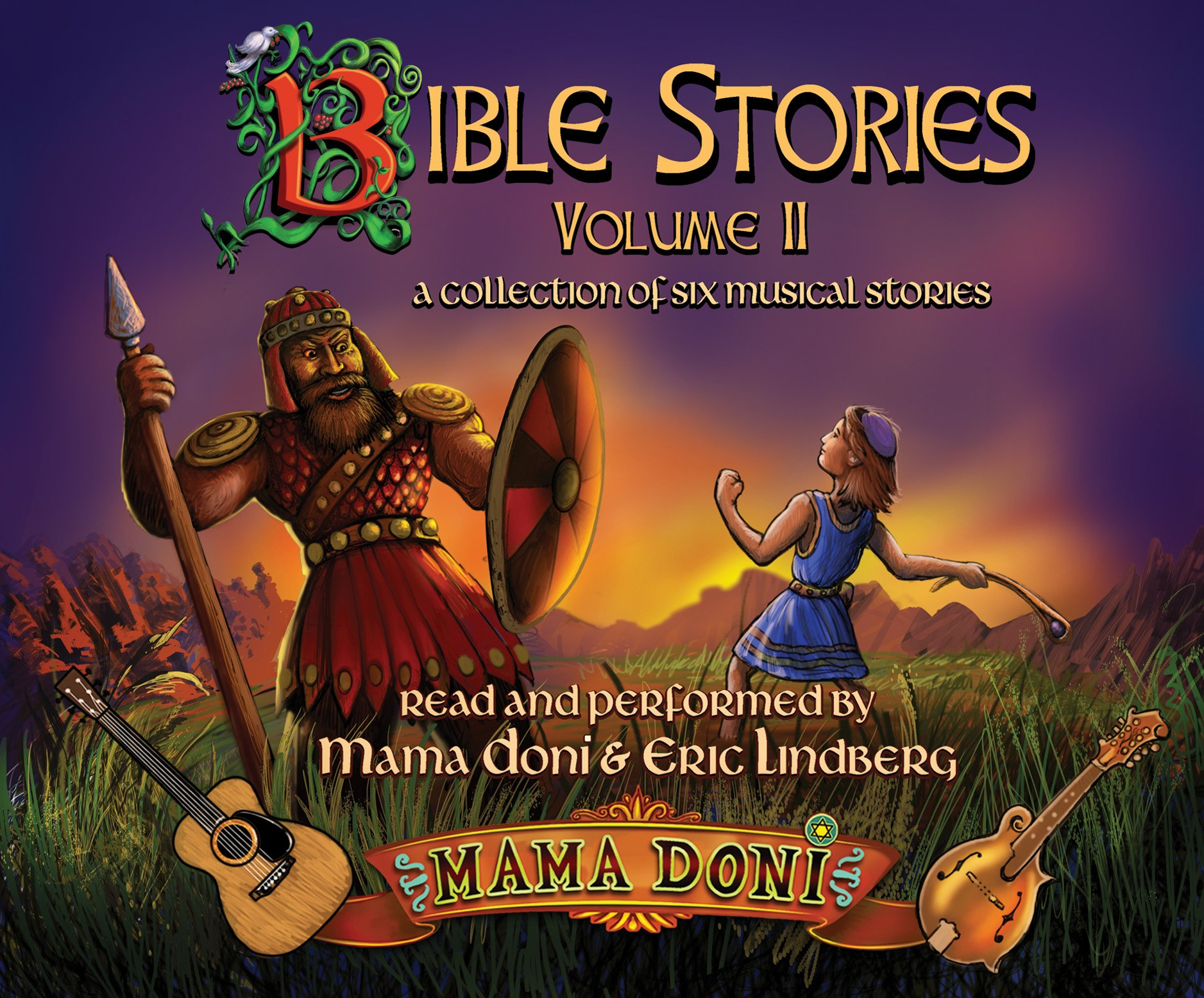 Bible Stories, Volume 2