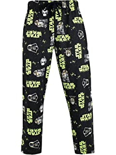 Star Wars Mens Stormtrooper & Darth Vader Lounge Pant