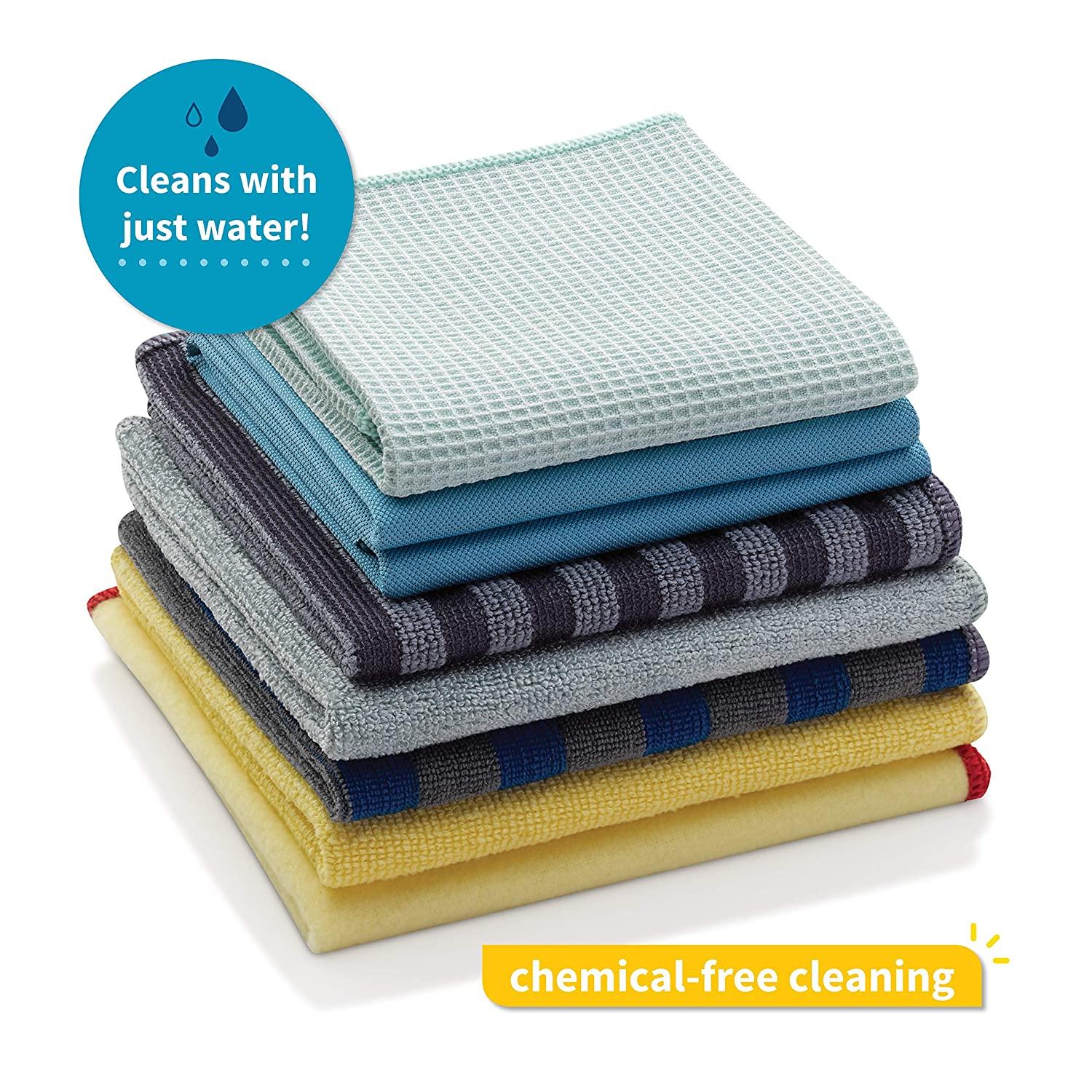 Chemical Free Cleaning Cloths