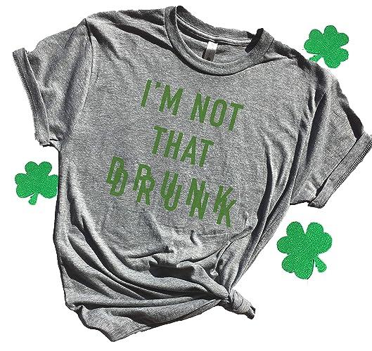 709085f49 Cute St Patricks Day Shirt Women, Drunk T Shirts Women, St Patricks  Drinking T Shirt, Green Beer Shirt, funny st patricks day t shirt women, ...
