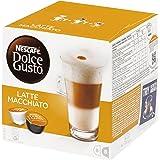 NESCAFÉ DOLCE GUSTO LATTE MACCHIATO Latte macchiato 6 confezioni da 16 capsule [96 capsule]