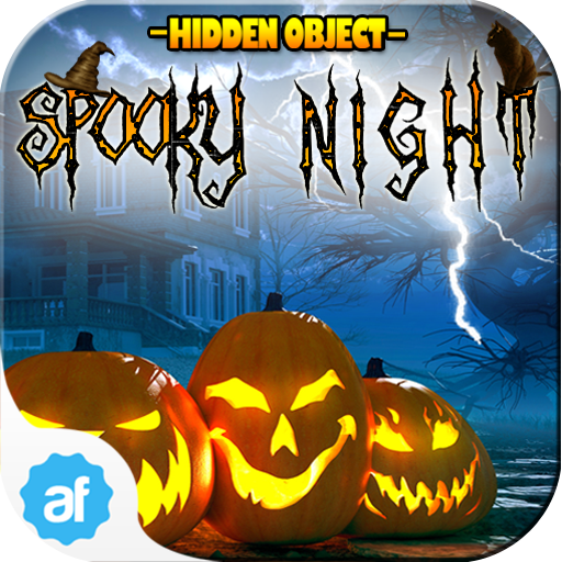 Hidden Object - Spooky Night Free