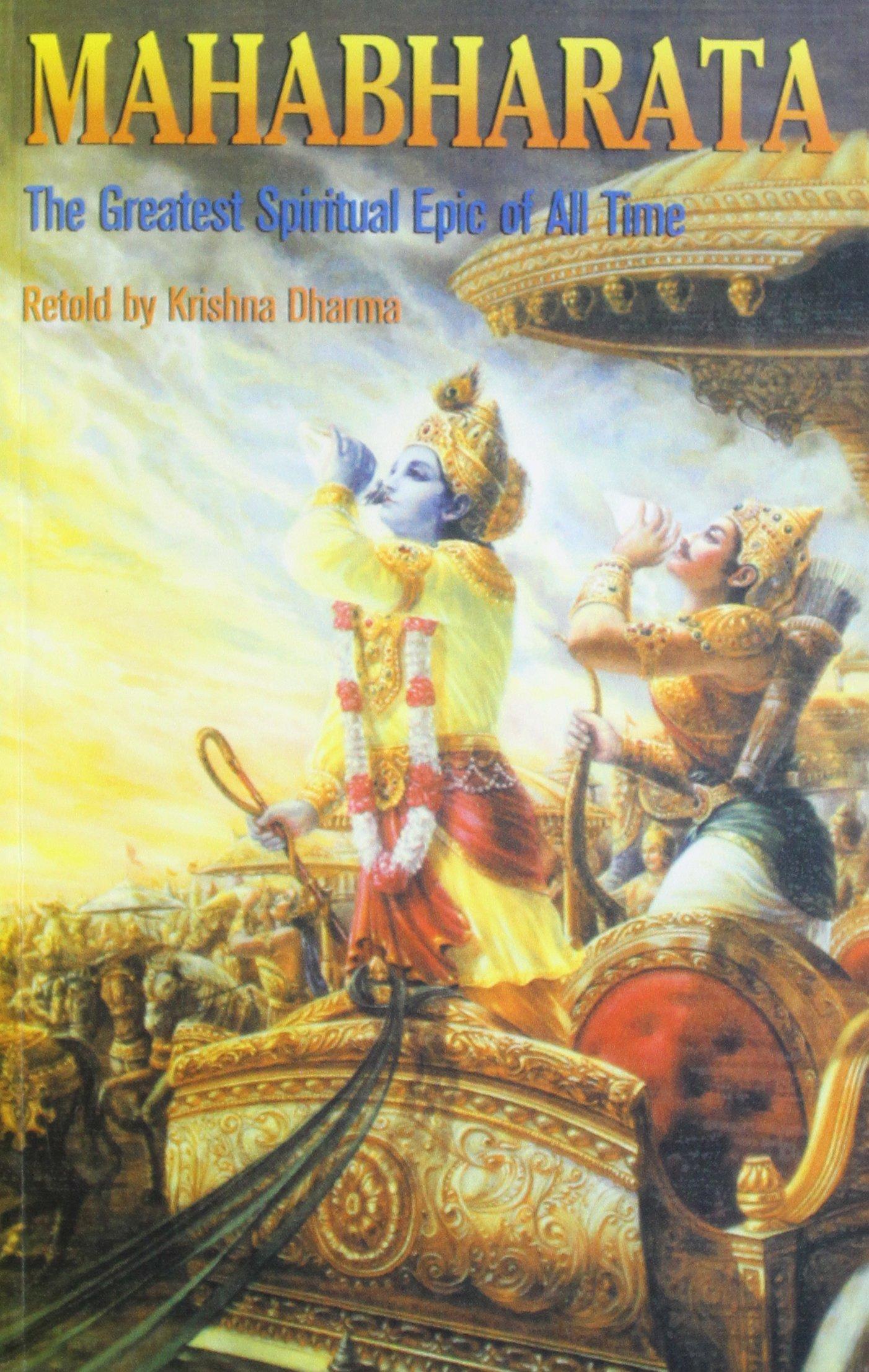Mahabharata krishna dharma online dating