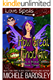 How Great Thou Art (Lost Souls & Broken Hearts Book 3)