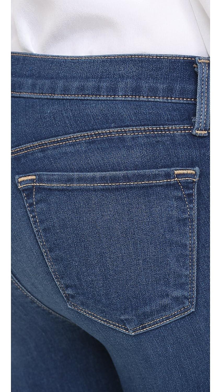 Amazon.com: J Brand 835 de la mujer Mid Rise Cultivos Jeans ...