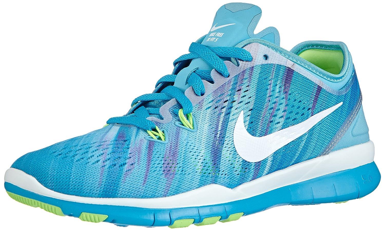 Nike Free Trainer 5 Print 704695 Damen Hallenschuhe
