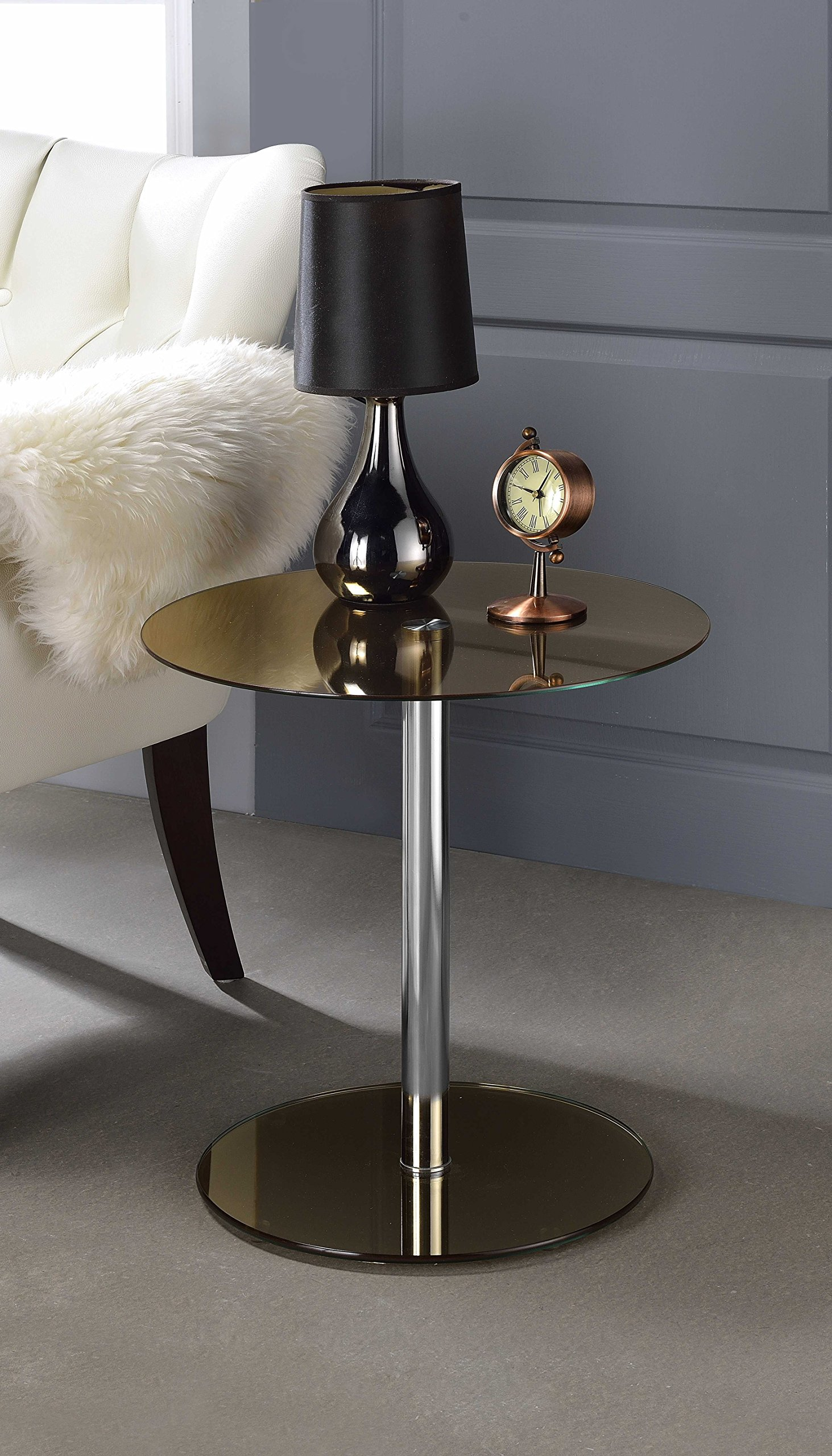 HomeRoots Furniture 286278-OT Homeroots Tables, Multicolor