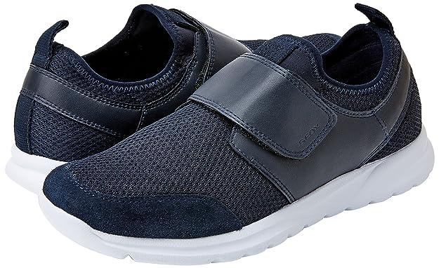 Geox Men's U Damian B Trainers: Amazon.co.uk: Shoes & Bags