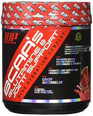1UP Nutrition - His BCAA's Glutamine & Joint Support Plus hydration  complex, A 4 IN
