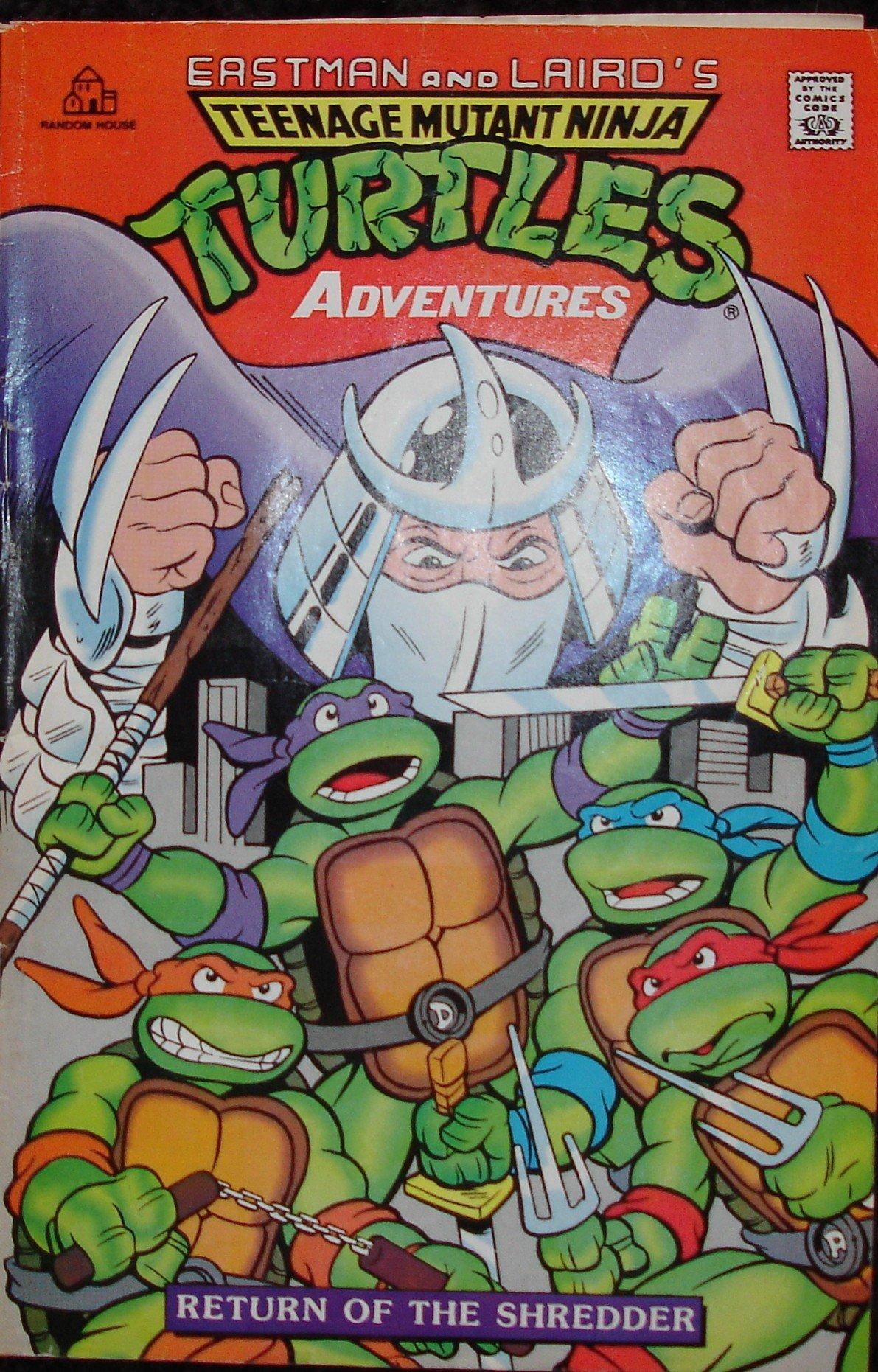 The Return of Shredder (Teenage Mutant Ninja Turtles ...
