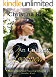 An Unlikely Governess (A Harris-Spotchnet Finishing School of the Peculiar Kind Book 1)