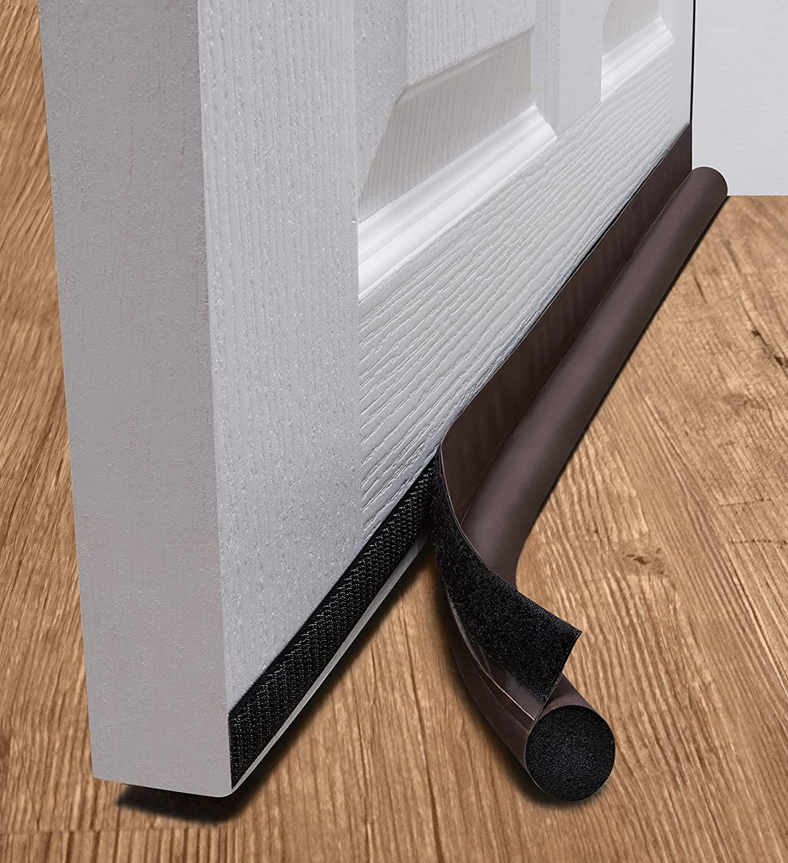 tira. 12mm X 6mm Altavoz puerta negro ventana sello una sola cara Auto Adhesivo