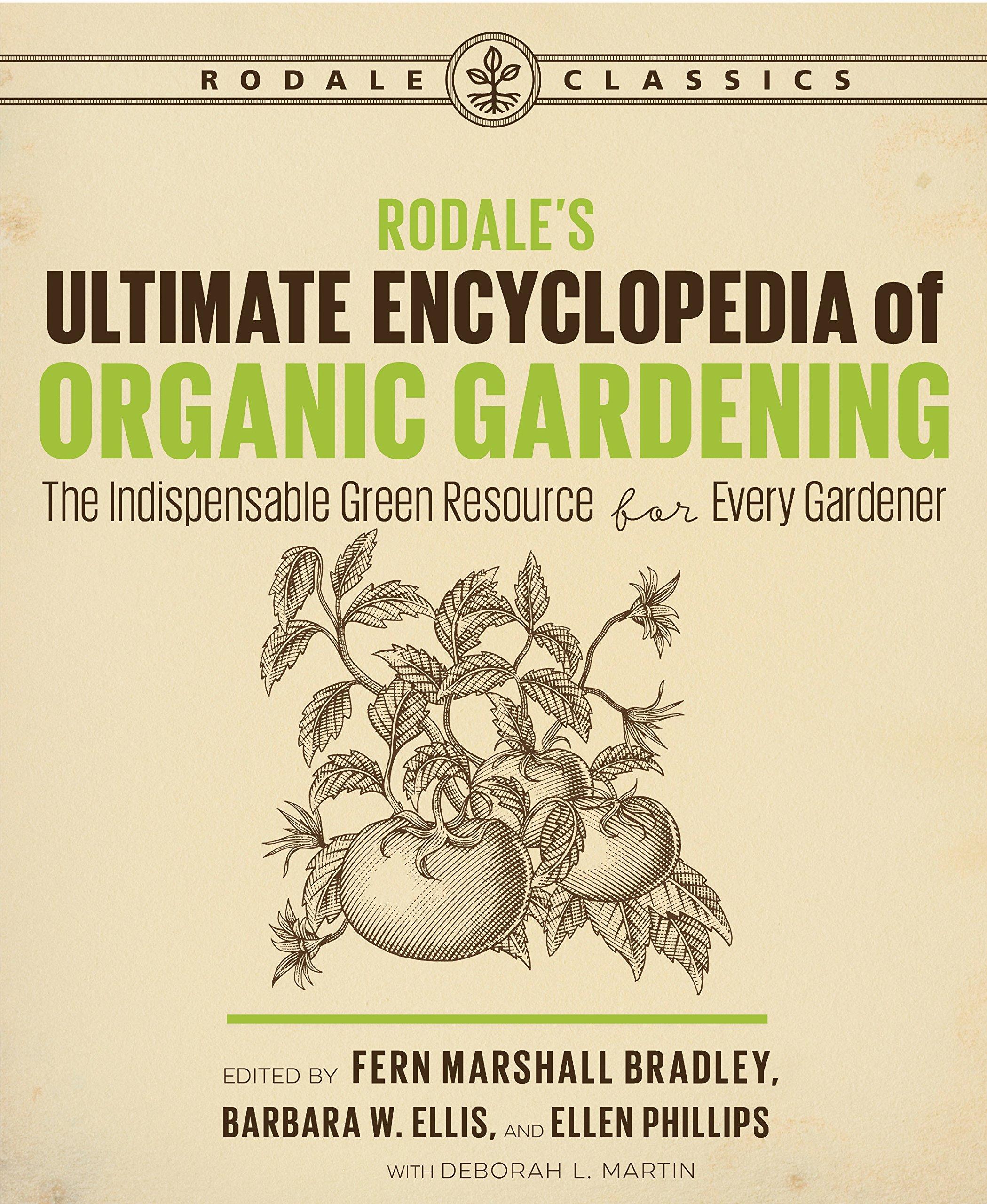 Rodales Ultimate Encyclopedia Organic Gardening product image
