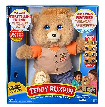 Amazon Teddy Ruxpin