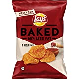 Lay's Oven Baked Barbecue Flavored Potato Crisps, 6.25 Ounce