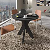Artany Sun Meeting Table, Black