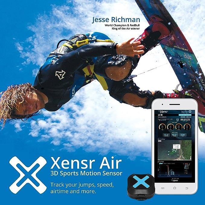 Xensr Air - Sensor de Movimientos Deportivos, Unisex: Amazon.es: Deportes y aire libre