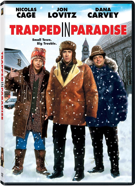 Amazon.com: Trapped In Paradise: Nicolas Cage, Jon Lovitz, Dana ...