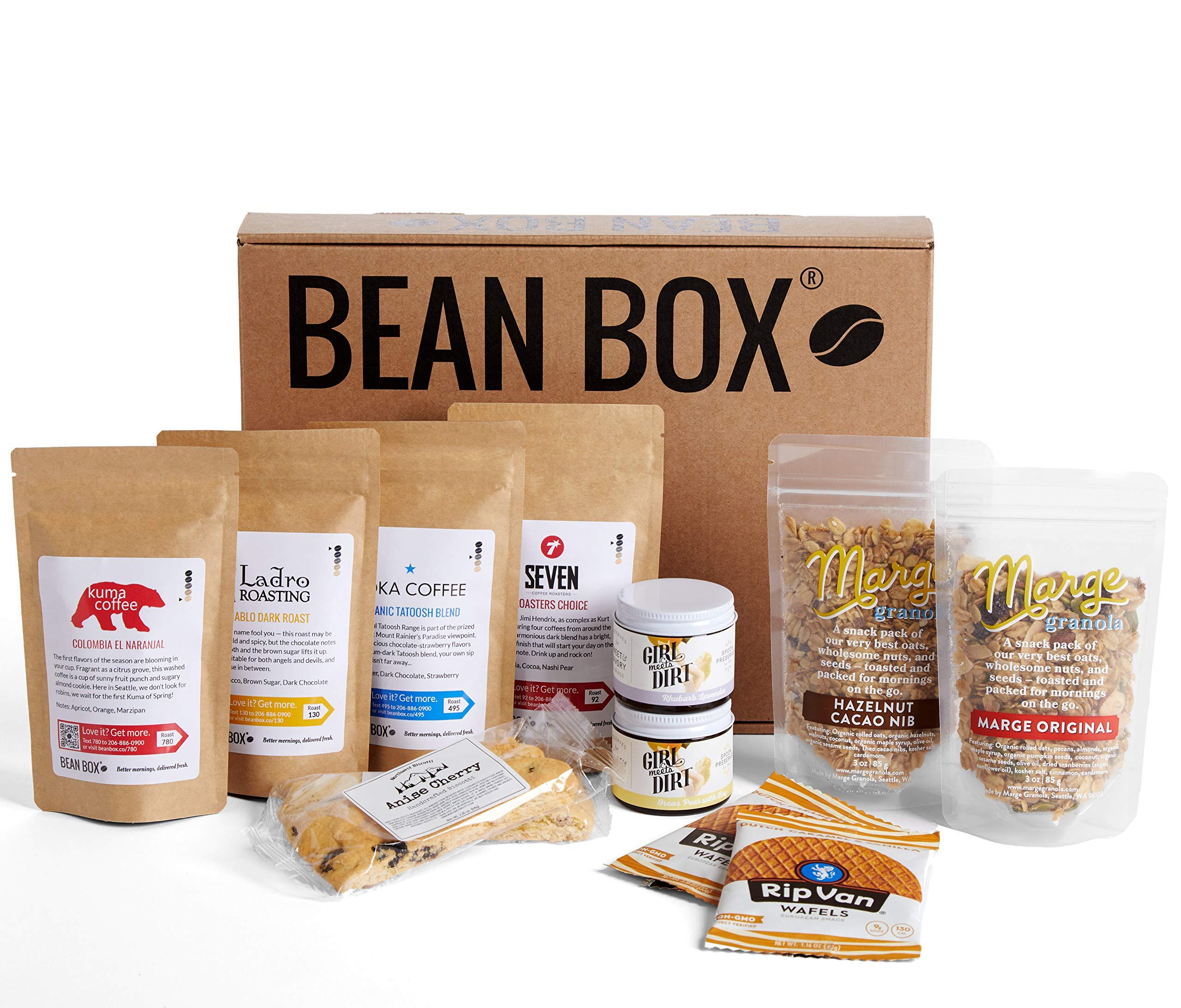 Bean Box - Good Morning Coffee Gift Box