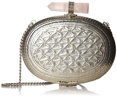 9dc9cc20caba Sam Edelman Verena Hard Box with Crystals, pink: Handbags: Amazon.com