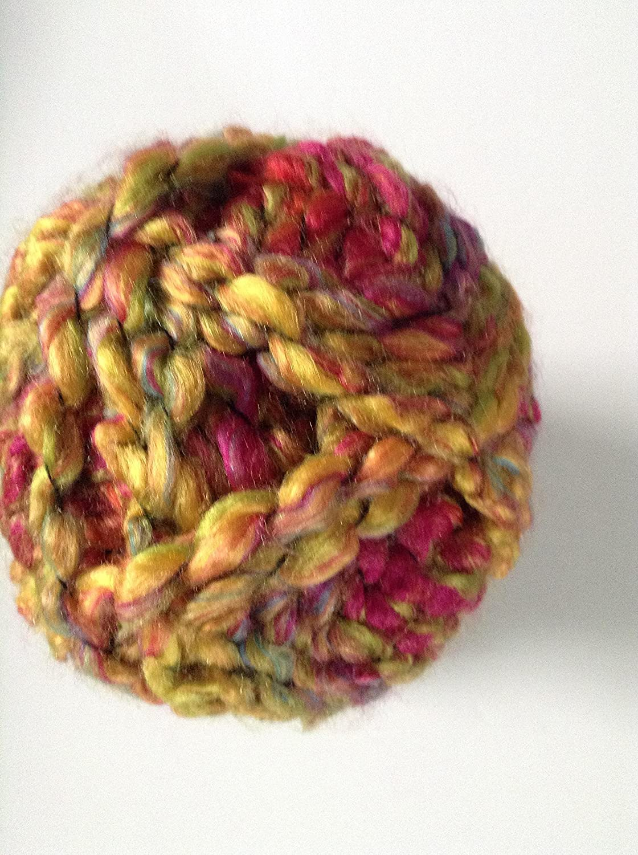 Amazon.com: Loops & Threads Country Loom Colorburst Yarn 1 Ball ...