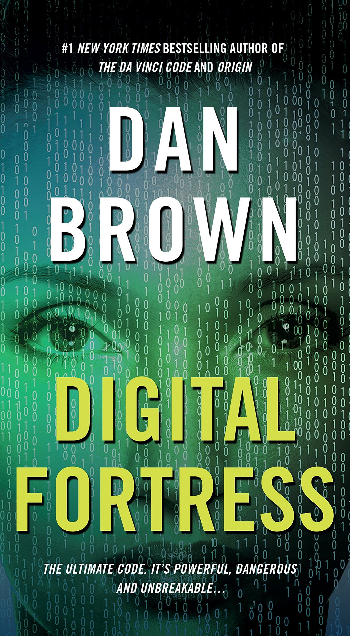 Amazon com: Digital Fortress: A Thriller (9780312944926