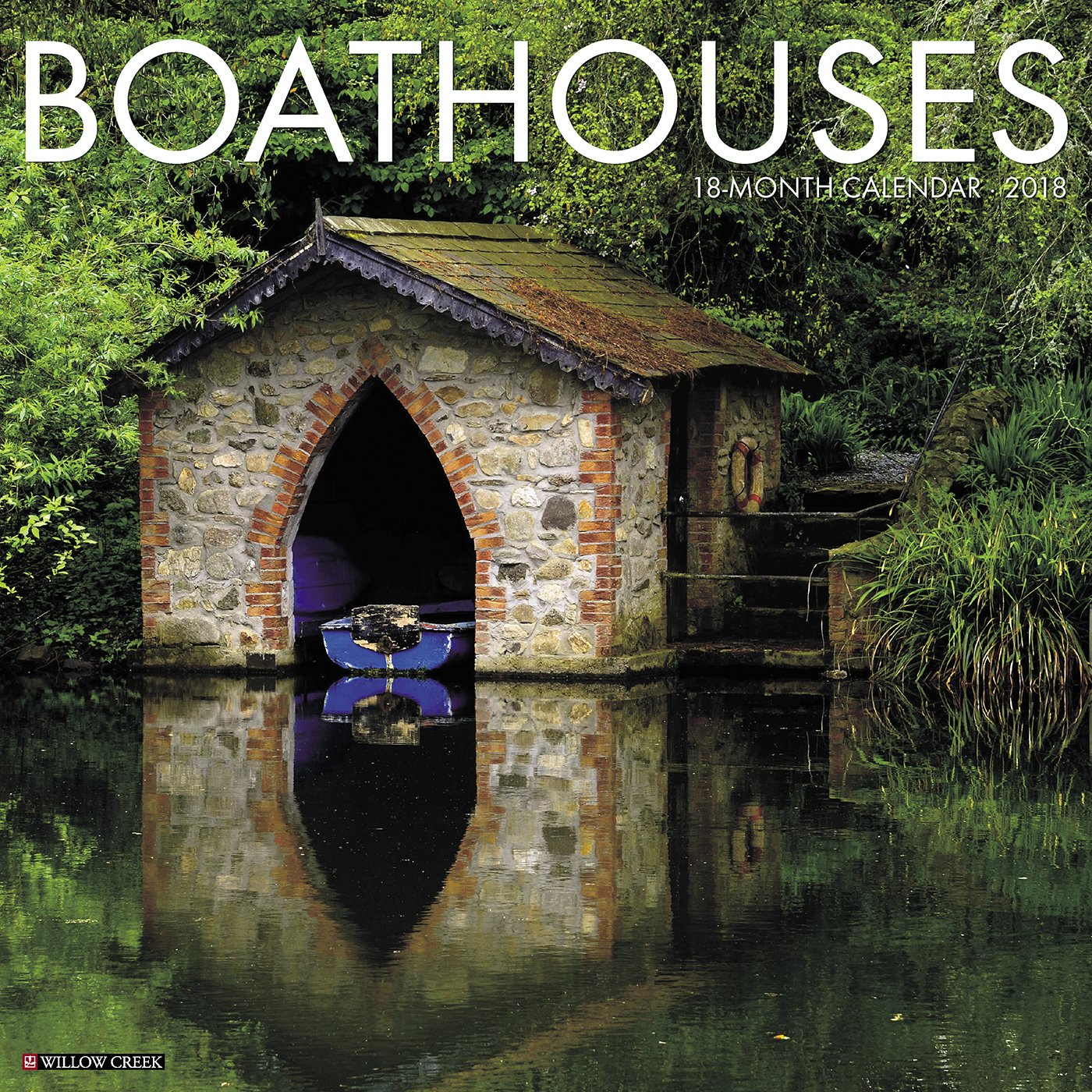 Boathouses 2018 Calendar