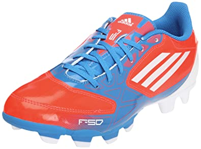 buy online bb286 26718 adidas Unisex Adults F5 TRX Fg Shoes red Size 6 UK