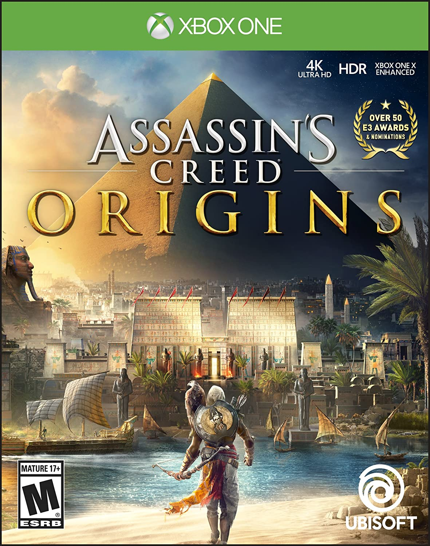 Amazon Com Assassin S Creed Origins Xbox One Digital Code