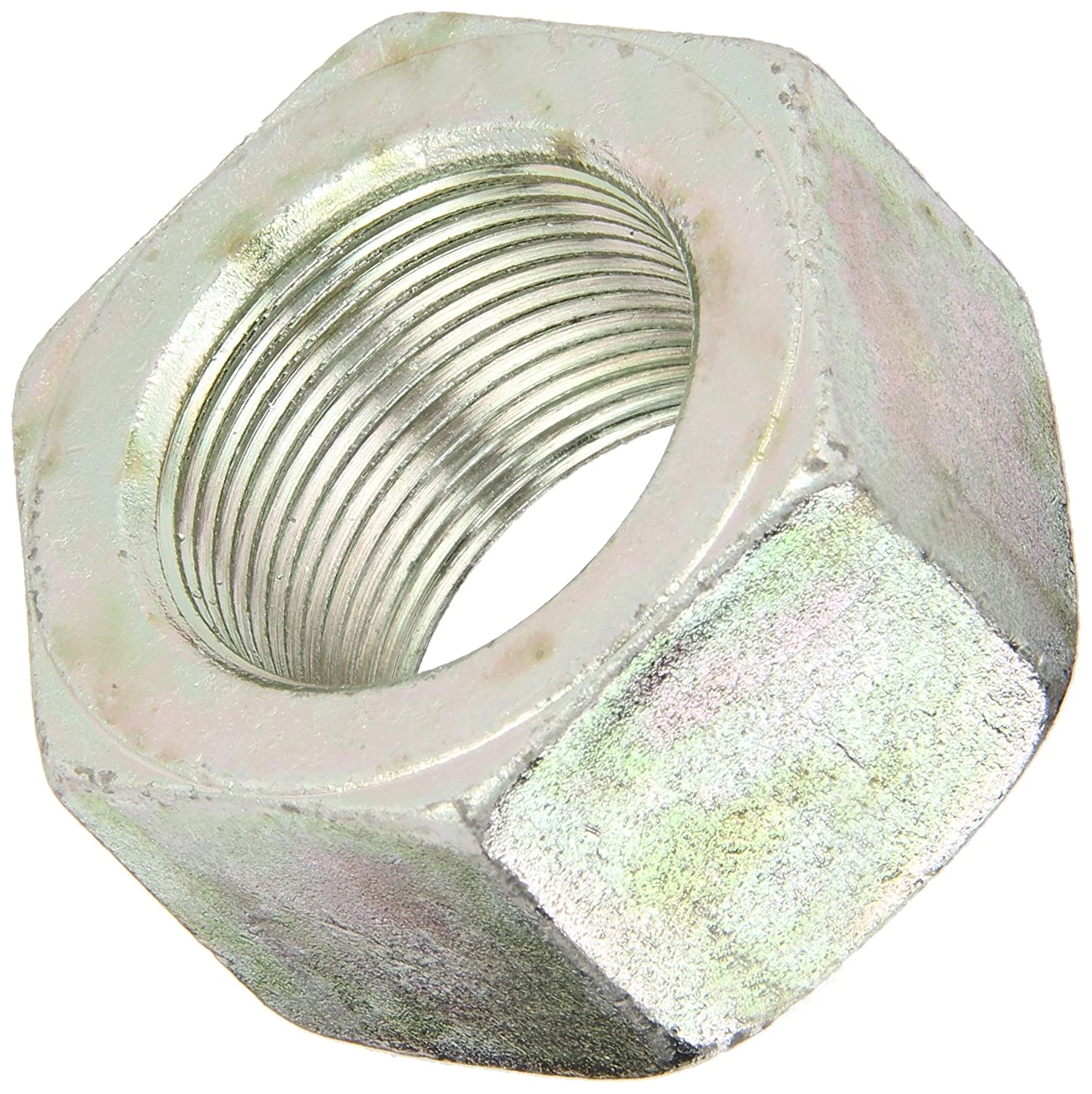 Steel Hex Nut Pack of 100 ASME B18.2.2 1//4-28 Thread Size Ultra Coat Finish Grade 8 Pack of 100 1//4-28 Thread Size 7//16 Width Across Flats 7//32 Thick 7//32 Thick Small Parts 7//16 Width Across Flats